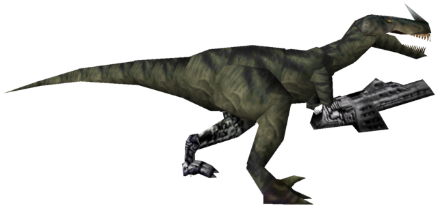 File:Turok Dinosaur Hunter - Raptor (1).png