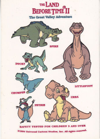 File:Land before time stickers.jpg