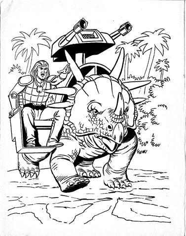 File:Dino-Riders Coloring Page 4.jpg