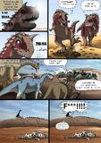 Disney Dinosaur 4 by IsisMasshiro
