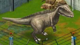 Acrocanthosaurus Jpbuilder