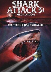 Shark Attack 3 - Megalodon