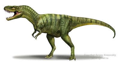 Albertosaurus-sarcophagus
