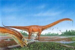 Zigongosaurus Pair
