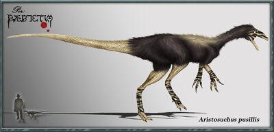 Aristosuchus pusillis by karkemish00