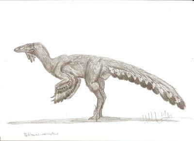 Tochisaurus nemegtensis by teratophoneus-d4klwb0