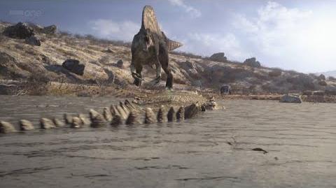 Planet Dinosaur episode 1 Lost World part 5 HD