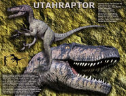 Utahraptor new