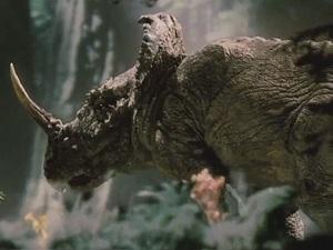 Monoclonius Phil Tippett Prehistoric Beast 1984