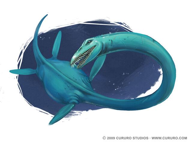 File:Elasmosaurus by cururo.jpg
