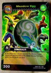 Grass egg dinosaurs
