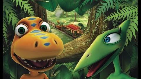 Dinosaur Train S02 Tiny and the Crocodile; Meet the Grandparents ENGLISH