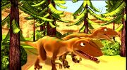 Pteranodon Family World Tour - Gilbert the Junior Conductor.avi 000603015