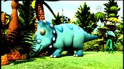 The Call of the Wild Corythosaurus - Triceratops for Lunch.avi 001184373