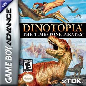 Dinotopia The Timestone Pirates Cover
