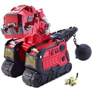 Dinotrux toy Ty Rux Interaction