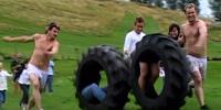 Tire race