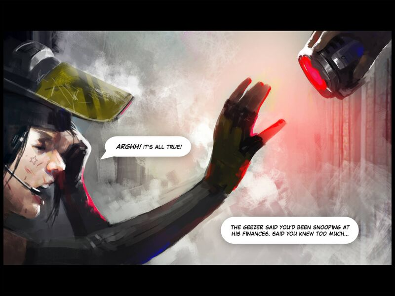 Rogue en Vogue Update - Comic - MercSERV Archive Bashki Case - 51