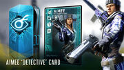 Unlock and Load - Aimee Detective Loadout