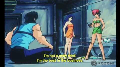 Dirty Pair Project EDEN (Sub)
