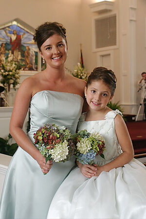 Bridesmaid and junior bridesmaid-crop