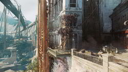Dishonored 2 karnaca concept art