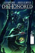 Comics 3 Cover A
