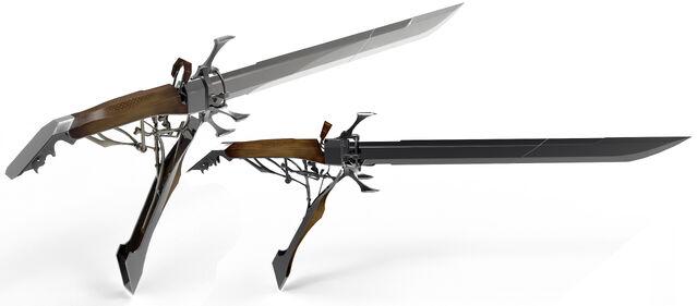 File:Dishonored 2 Corvo Emily Sword.jpg