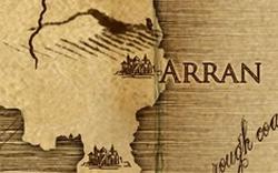 Arran location