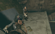 Witches watching the sewers
