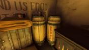 Barrels o' fine wine