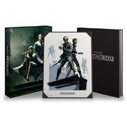 Art of Dishonored 2 Limited Ed
