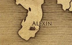 Alexin location