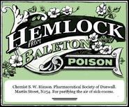 Hemlock from baleton