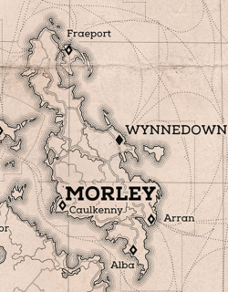 Morley on D2 map
