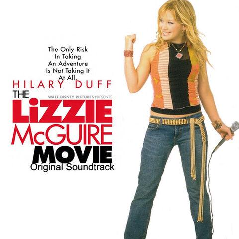 File:The Lizzie McGuire Movie (Soundtrack).jpg