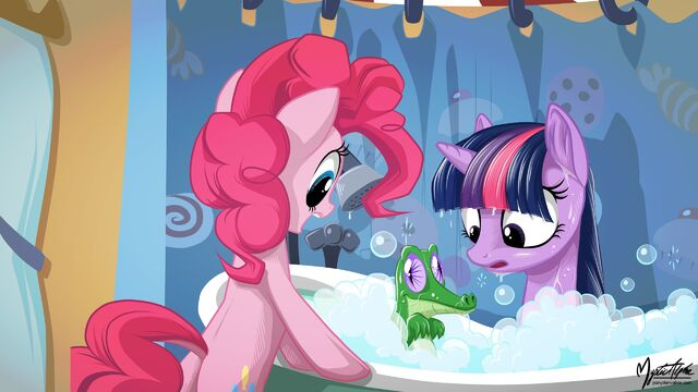 File:104080 UNOPT safe twilight-sparkle pinkie-pie wallpaper gummy artist-mysticalpha bath zpse8cad4d0.jpg