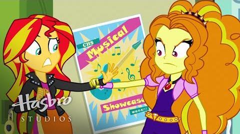 MLP Equestria Girls - Rainbow Rocks SNEAK PEEK 4