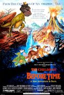 The Children Before Time Poster