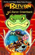 Orinoladdin 2 The Return of Baron Greenback Poster