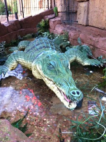 File:Disney village crocodile.jpg