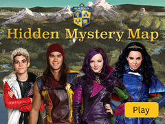 Games online descendants hiddenmysterymap d6d1f7a4