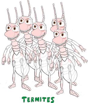 A bug's life 2 - Termites
