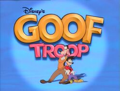 Goof troop-show
