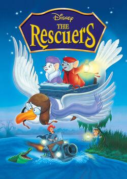 Rescuersposterdvd