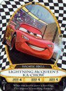 Mk sorcerers cards Lightning