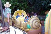Pooh cart