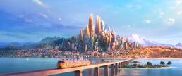 Zootopia City Full
