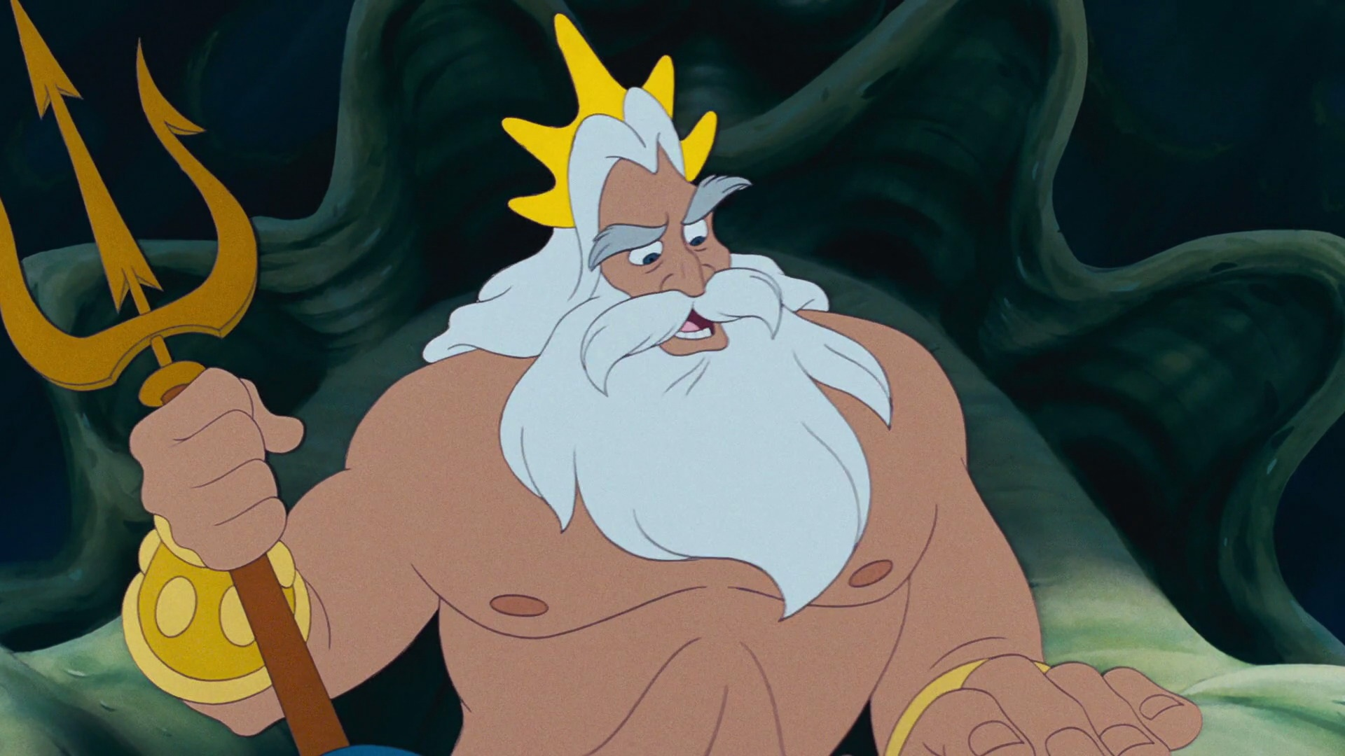 Uncategorized Ariel And King Triton king triton disney fan fiction wiki fandom powered by wikia