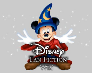 Disney Fan Fiction - logo
